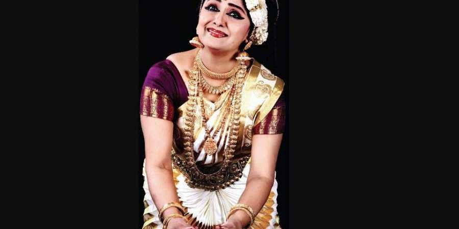 Dr Sunanda Nair the first in India to acquire a Masters degree in Mohiniyattam.