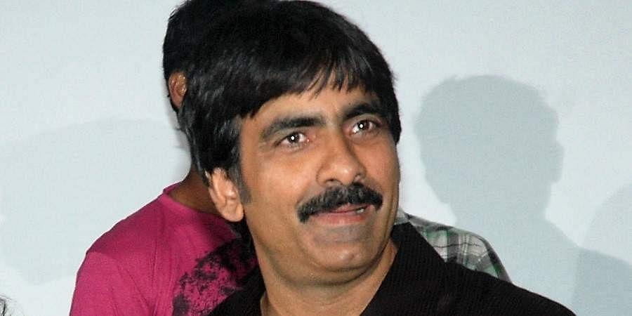 Tollywood actor Ravi Teja