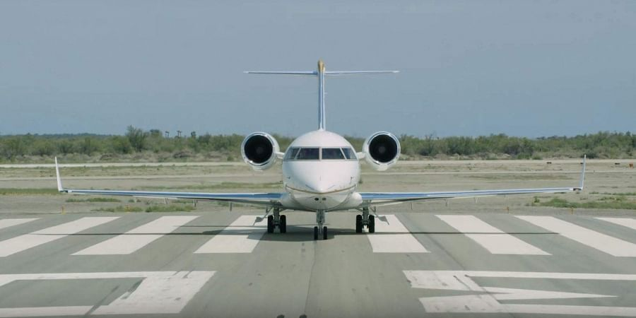 Bombardier Challenger 650, Private jet