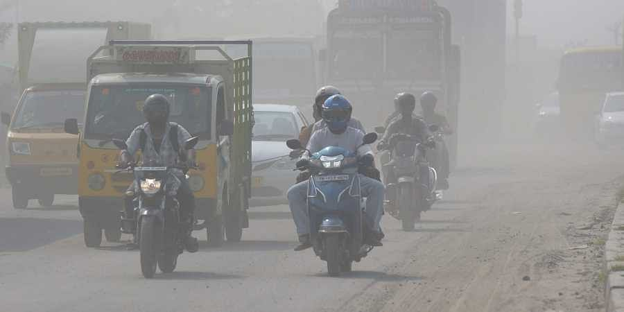 Chennai beats Delhi in pollution, records 'very poor' air quality