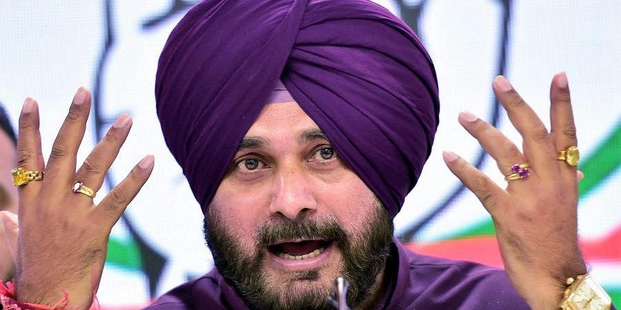 Punjab MinisterNavjot Singh Sidhu