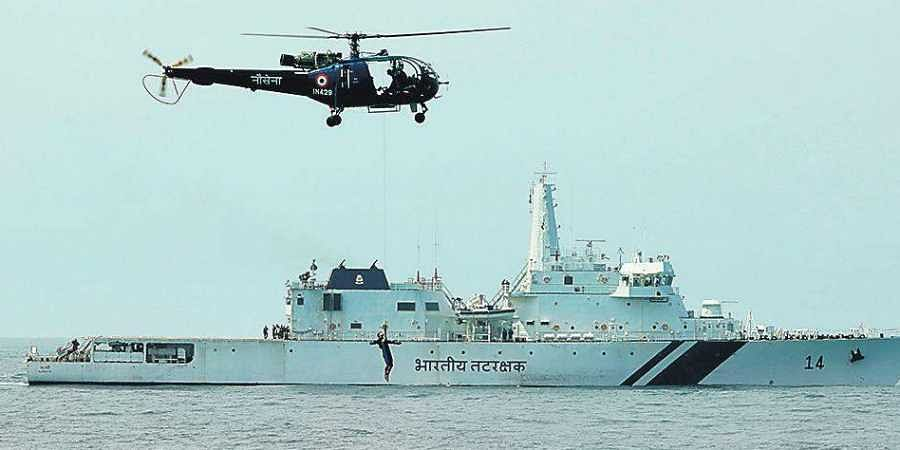 Indian Navy S Operational Prowess On Display The New Indian Express