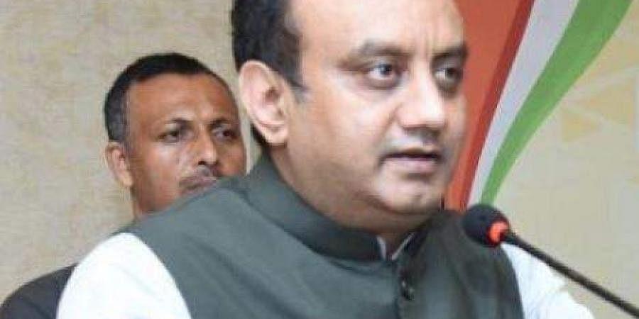 Rajya Sabha member and BJP national spokesperson Sudhanshu Trivedi