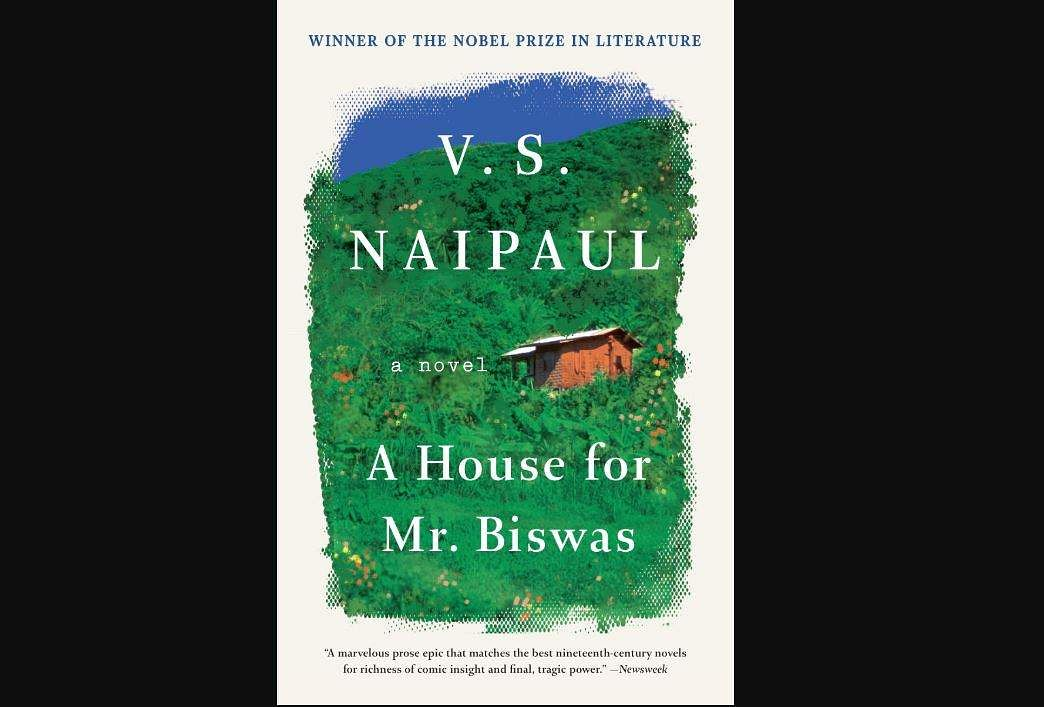 A House for Mr. Biswas by VS Naipaul