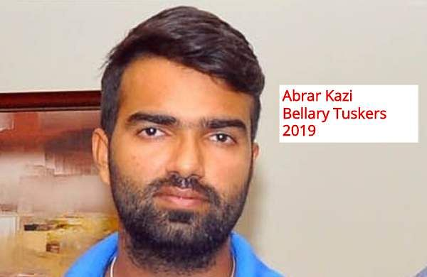 The incident involving Gautam and Kazi took place in the final match between Bellary Tuskers and Hubli Tigers on August 31. The duo represented Bellary, who lost the match.