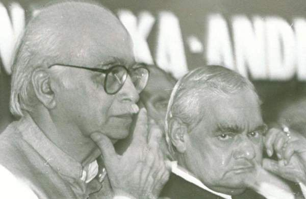 As senior BJP leader LK Advani turns 92, let us take a look at some of the rare images of the former Union Minister of India.