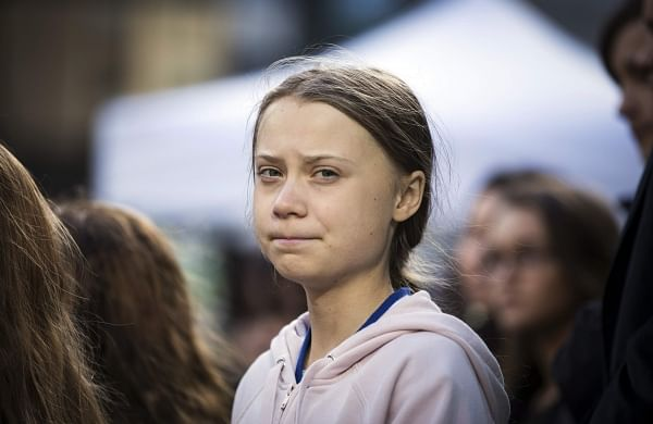 Donald Trump's climate stand so extreme it's waking people up: Greta Thunberg
