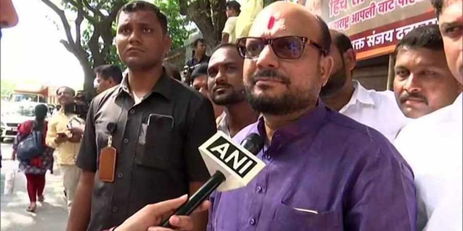 Shiv Sena MLA Gulabrao Patil