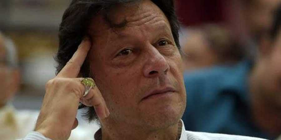 Pakistan Prime Minister Imran Khan (Photo| AFP)