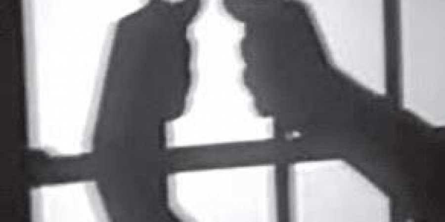 jail, prison, bars, behind, shadow,