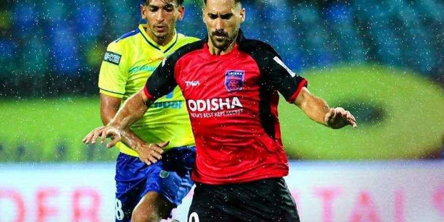 Kerala Blasters, Odisha FC