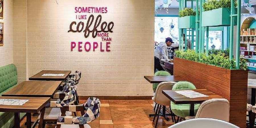 The newly-launched cafe has a great menu for the health conscious.