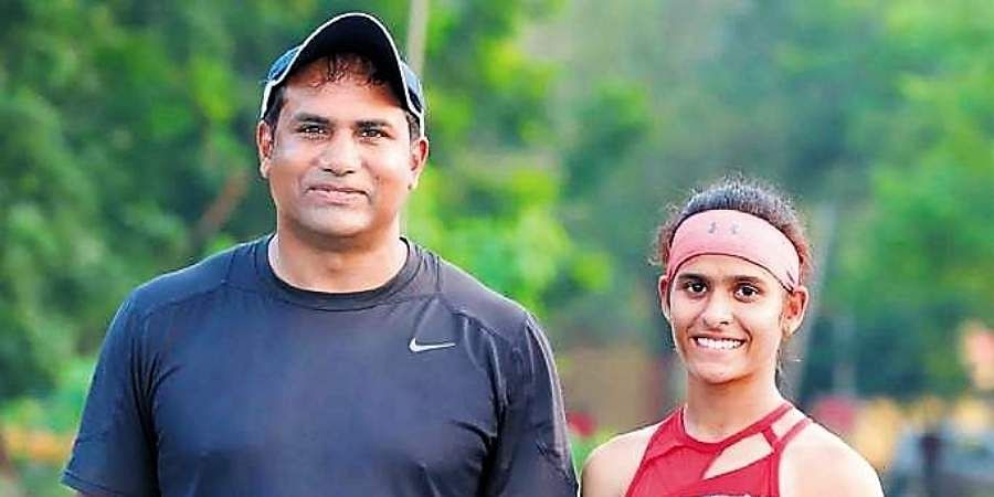 Shaili Singh joined the Anju Bobby George Sports Foundation 19 months ago.