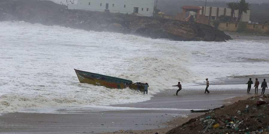 Cyclonic storm Bulbul, Cyclone Vayu, Gujarat
