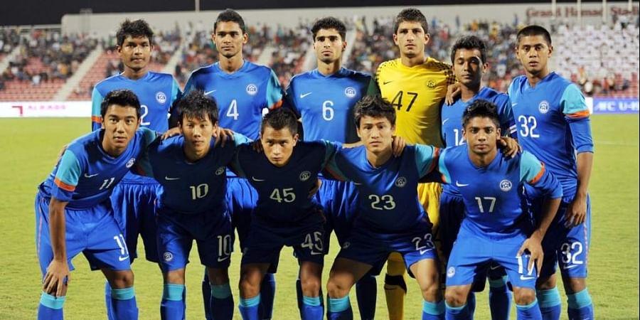 India under-19 football team
