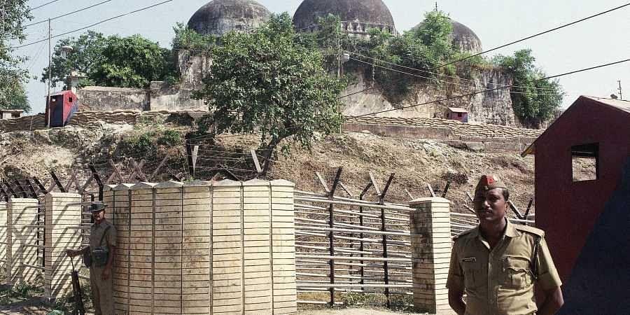Babri Masjid in Ayodhya