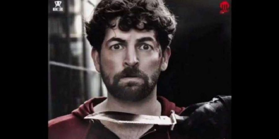 Bollywood actor Neil Nitin Mukesh in 'ByPass Road'.