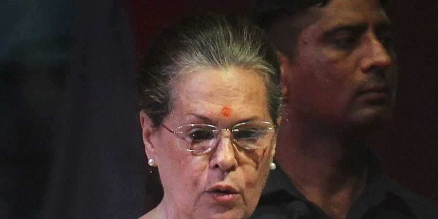 Sonia Gandhi,
