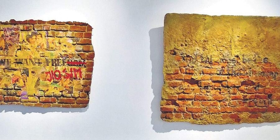 The Wall Project by Moonis Ahmad Shah