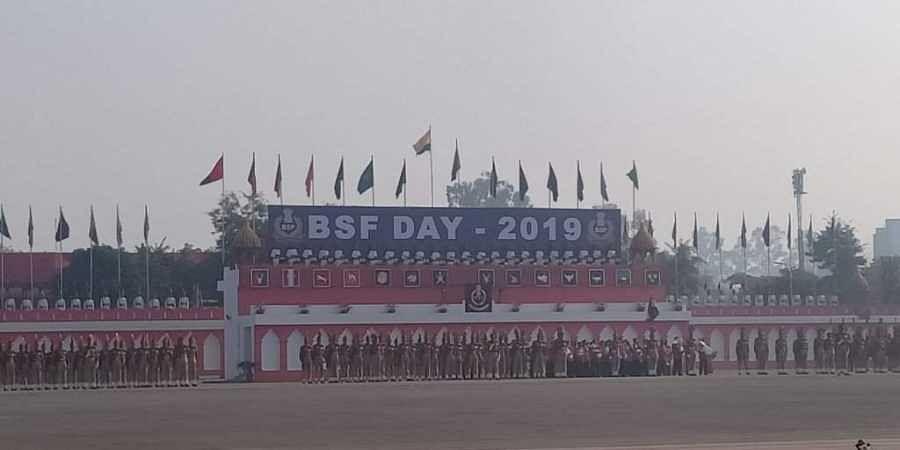BSF celebrates its 55th raising day