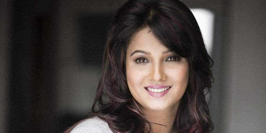 Marathi actor Sara Shrawan