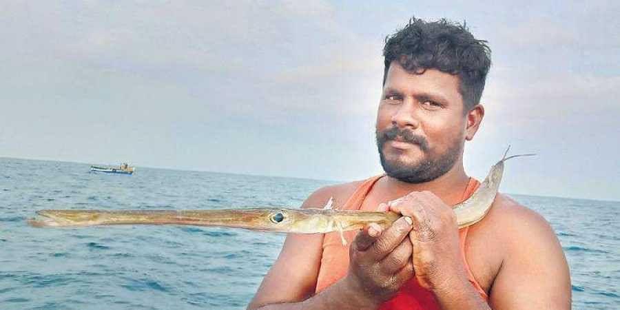 Kingston, a YouTuber who runs a channel called Ungal Meenavan Mookaiyur
