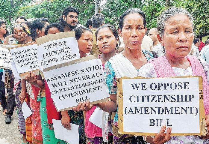 The bill helps six communities, namely Hindus, Sikhs, Christians, Sikhs, Parsis, Jains and Buddhists fleeing persecution from Bangladesh, Pakistan and Afghanistan.