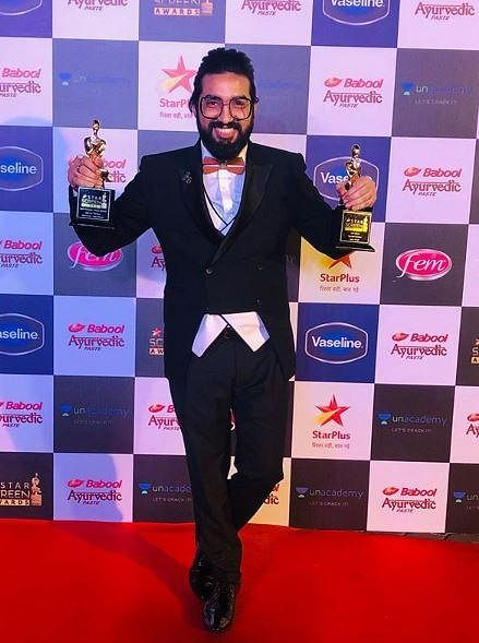 Sachet Tandon bagged the 'Best Playback Singer (Male)' for 'Bekhyali' from 'Kabir Singh' and 'Best Music' for 'Gully Boy' as well as 'Kabir Singh'.
