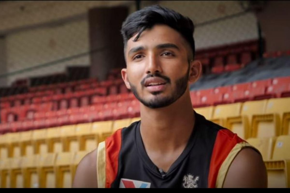 IPL 2020: RCB's Devdutt Padikkal relishing chance to face best in business-  The New Indian Express
