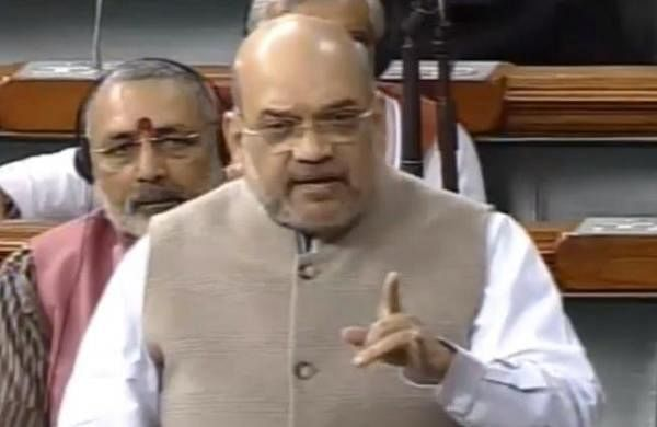 Local authorities willdecide on Jammu and Kashmir detentions: Amit Shah