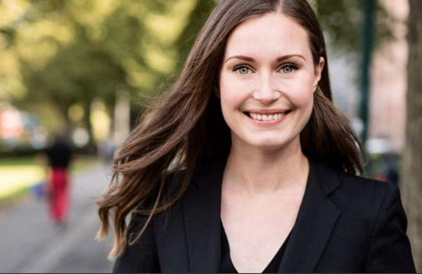Finland's 34-year-old minister Sanna Marin becomes world's youngest PM