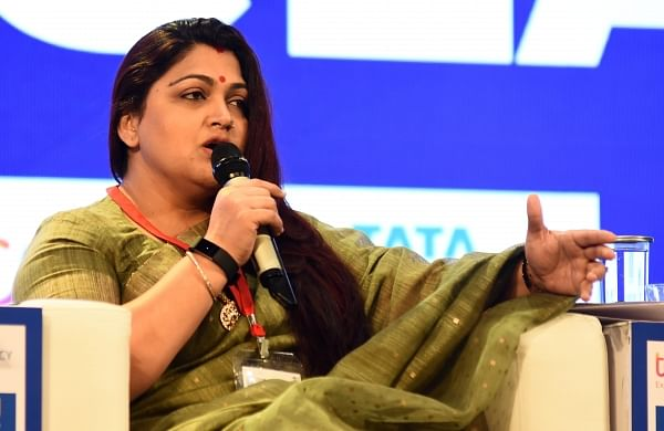 Congress leader Khushbu Sundar expresses support for New Education Policy 2020