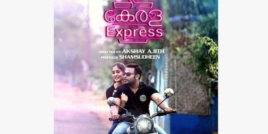 Akshay Ajith's 'Kerala Express' goes on