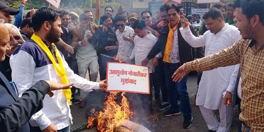 Panipat Protest