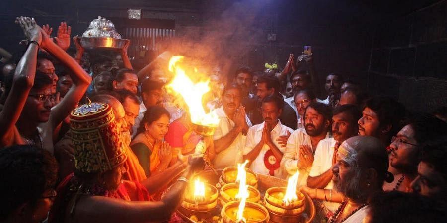 Bharani deepam