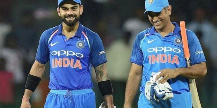 virat kohli s birthday wish to dhoni is most retweeted sports
