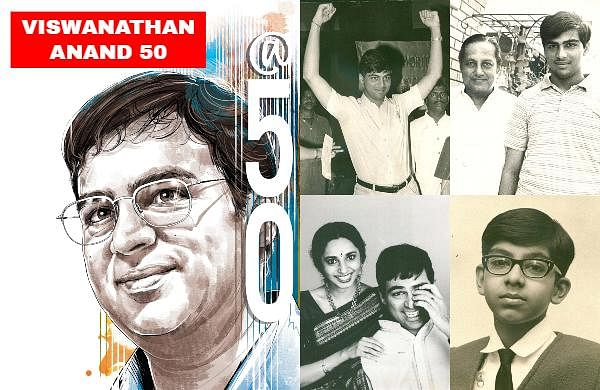 Viswanathan Anand not only excelled beyond expectations, but with his consistency over the years, he has earned a place among the all-time greats of the game. Here are some lesser-known facts aboutthe soft-spoken champion.