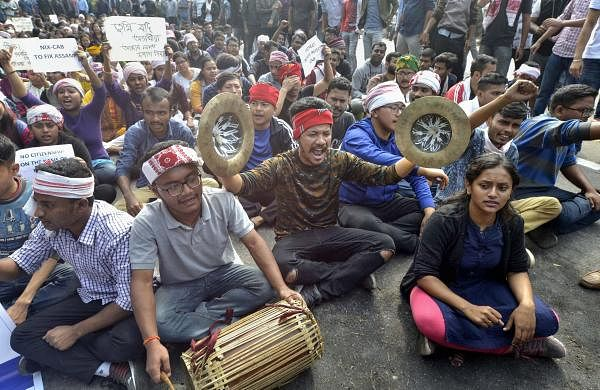 Citizenship Bill: Scores of protesting students, others injured in Assam as police use force