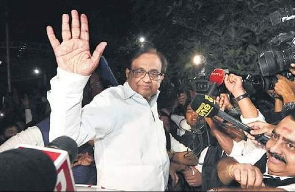 Chidambaram appears as advocate in SC for first time after getting bail in INX Media case