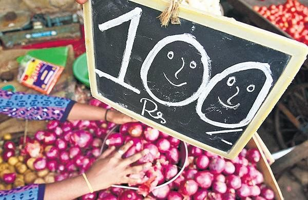 Onion prices drop, so does its quality