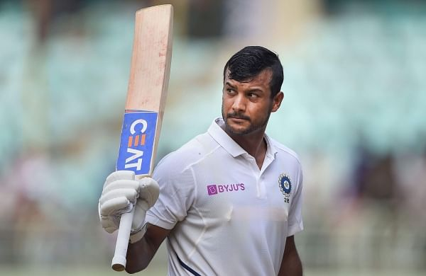 Mayank Agarwal replaces injured Shikhar Dhawan in India's ODI squad for West Indies series