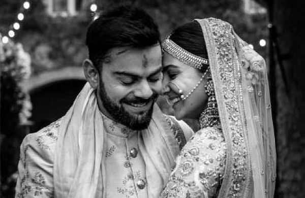 There is only love and nothing else: Virat Kohli celebrates second wedding anniversary with Anushka Sharma