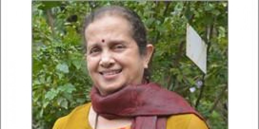 Dr Lalitha Dhareshwar