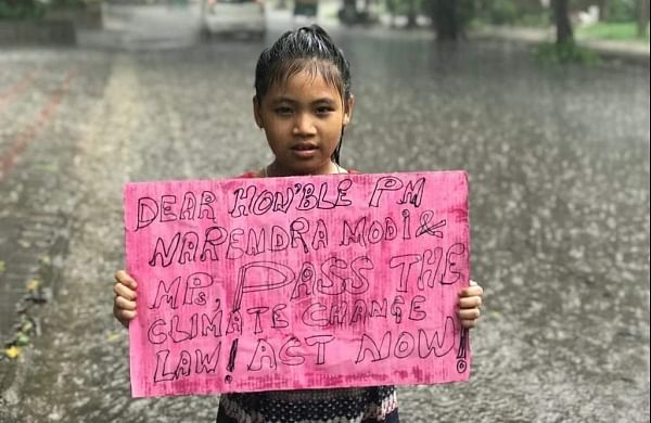 """Save the planet"": Licypriya Kangujam, India's Greta Thunberg, urges leaders at COP25 to act now"