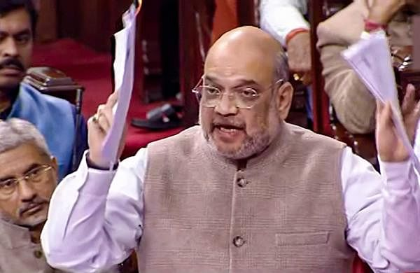 Opposition onslaught on exclusion of Muslims forces Amit Shah to reassure the community