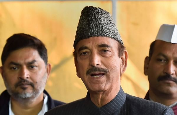 People in Northeast are against Citizenship Bill irrespective of religion: Ghulam Nabi Azad