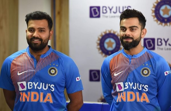 Virat Kohli, Rohit end 2019 as joint highest run-getters in T20Is