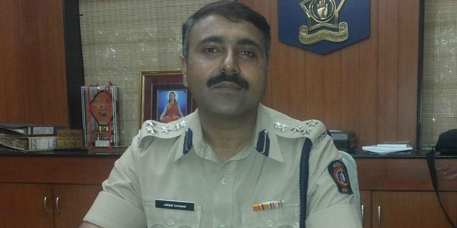 Senior Maharashtra police officer Abdur Rehman