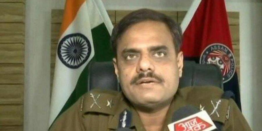 police chief Deepak Kumar