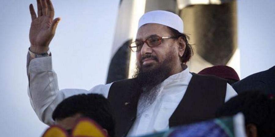 JuD chief Hafiz Muhammad Saeed